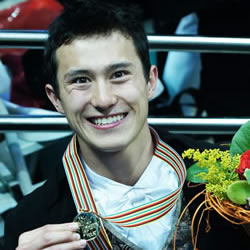 Patrick Chan, Adventure and Sports Speakers, Figure Skating Gold Olympic Medalist, Profile Image