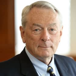 Richard Pound, Business and Economy Speaker, International Advocate for Change, Profile Image