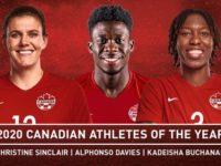 ProSpeakers.com Virtual Keynote Speaker Christine Sinclair named 2020 Canadian Athlete of the Year